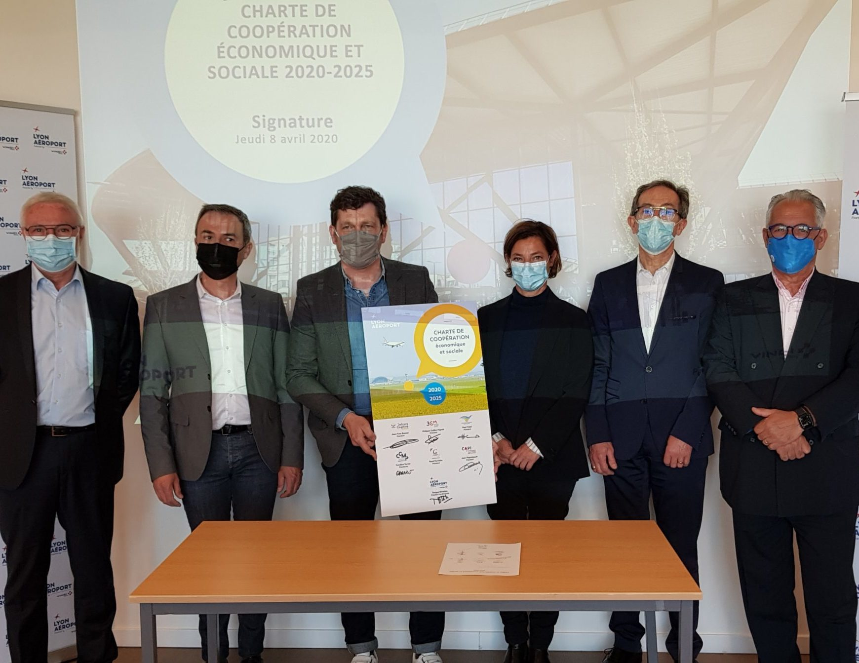 Charte de coopération économique et sociale