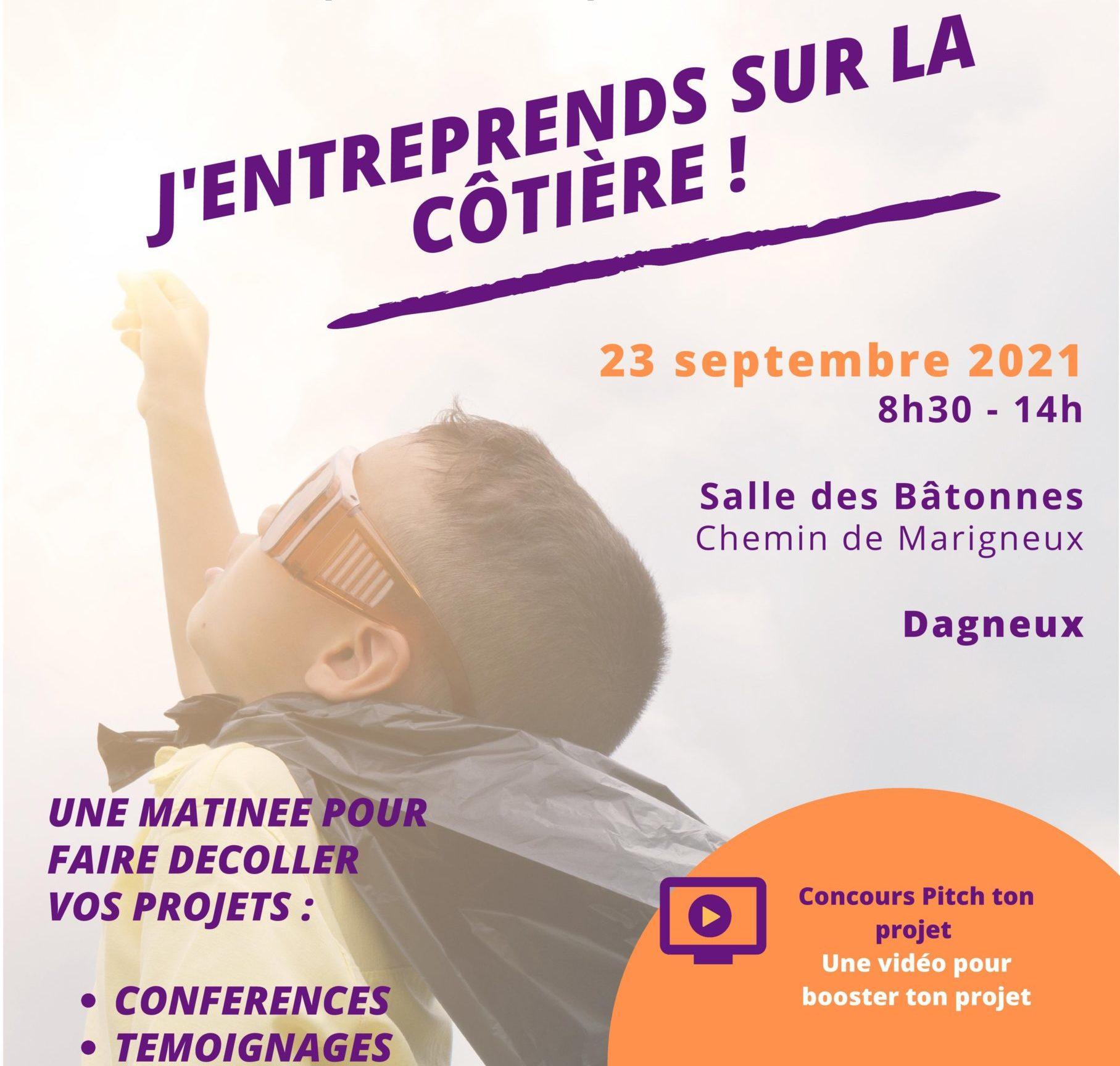 Forum «J'entreprends sur la Côtière» !
